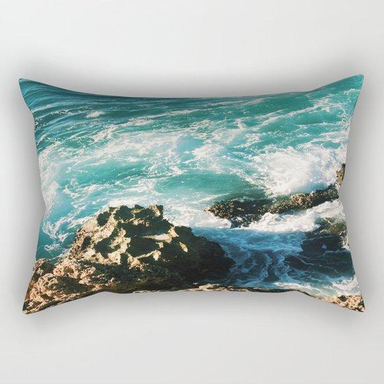 Open Water  Rectangular Pillow