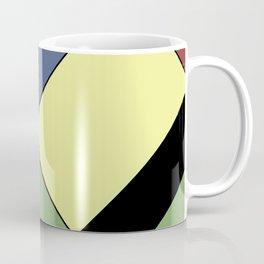 Abstract #822 Coffee Mug