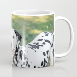 Snowflake the Dalmatian Coffee Mug