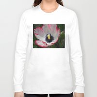 tulip Long Sleeve T-shirts featuring Tulip by Vitta