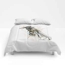 Drift Contemporary Dance Two Comforters