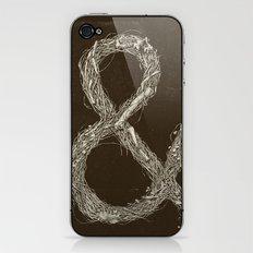 &,&,&: Part 1 iPhone & iPod Skin