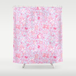 Sickly Sweet Shower Curtain