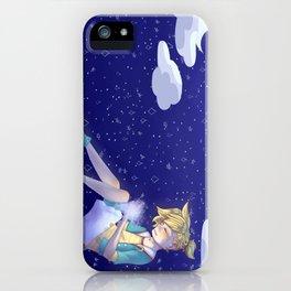 Kagamine Len - Satisfaction iPhone Case
