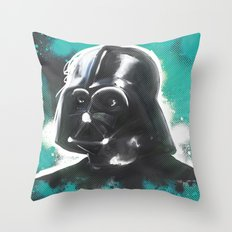 Vader  Throw Pillow