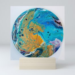 Galaxies Mini Art Print