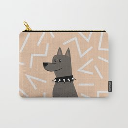 The Doberman Carry-All Pouch