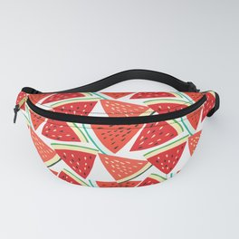 Sliced Watermelon Fanny Pack