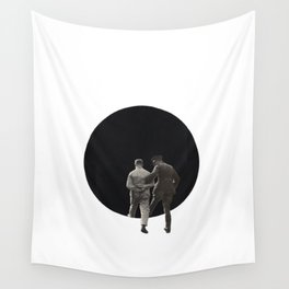 March to the Abyss Wall Tapestry