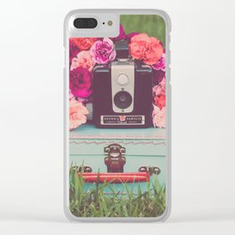 It's Such a Perfect Day Clear iPhone Case