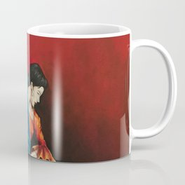 Spanish Flamenco Dancer Coffee Mug