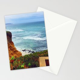 Pacific View Stationery Cards