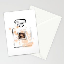 Beghe Perfume Stationery Cards