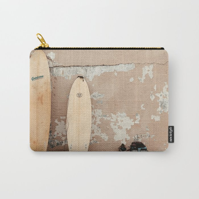 San Diego Surfing Carry-All Pouch