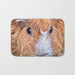 Painted Guinea Pig 5 Bath Mat