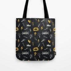 Eureka (dark) Tote Bag