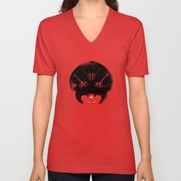 Super Metroid Unisex V-Neck