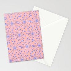 luv burst Stationery Cards