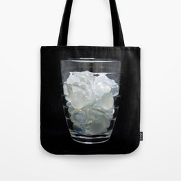 Drinking Glass Tote Bag