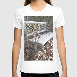a place to sit T-shirt