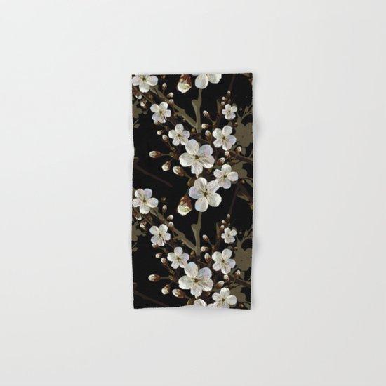 Cherry blossom #15 Hand & Bath Towel