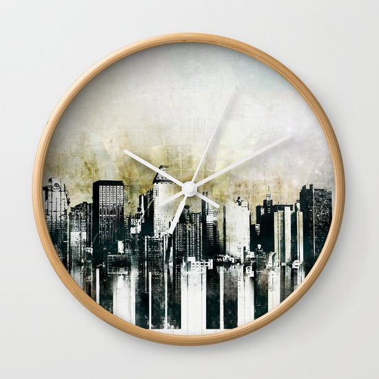 Music of The City Wall Clock