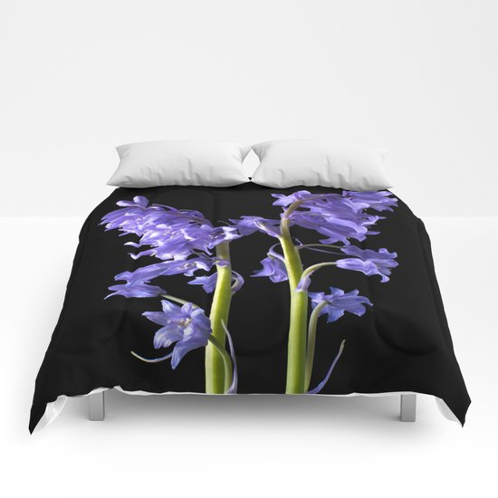 Bluebells, From the very Woods I Created! Comforters