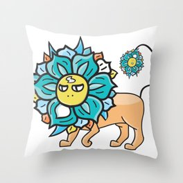 SEEDZ - AHNIK Throw Pillow