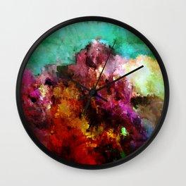 glitch cloud 1. Wall Clock