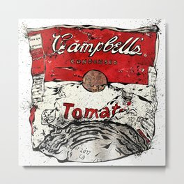 Campbell's Tomato Soup Metal Print