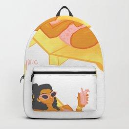 beach babe Backpack