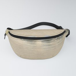 Whimsical White Pelicans Dance Fanny Pack