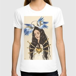 """The seven sorrows of Lana"" T-shirt"