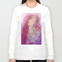 goddess Long Sleeve T-shirts featuring Goddess  by Katekima