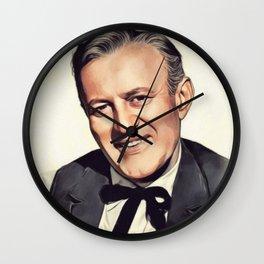 Lee J. Cobb, Vintage Actor Wall Clock