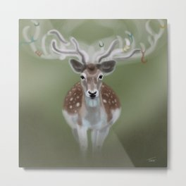 Forest Guardian  Metal Print