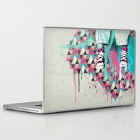 ariana grande Laptop & iPad Skins featuring Jump by Ariana Perez