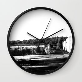 disused Wall Clock