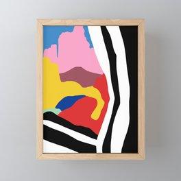 Zion Framed Mini Art Print