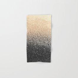 GOLD BLACK Hand & Bath Towel