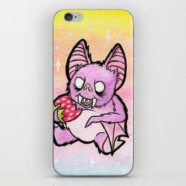 Vampy the Bat iPhone Skin