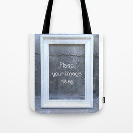 Place your image here Tote Bag
