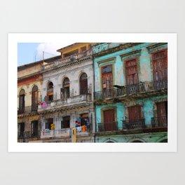 Cuba 2 Art Print