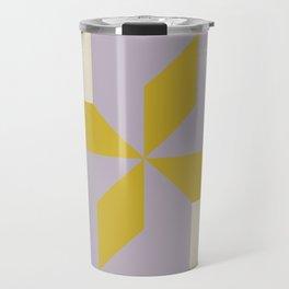 Modern Block #3 Travel Mug