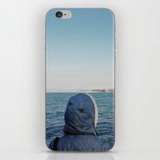 Shades of Blue iPhone & iPod Skin