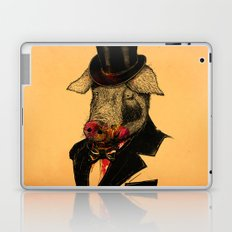 Mr. P I G Laptop & iPad Skin