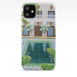 Moroccan Oasis iPhone Case