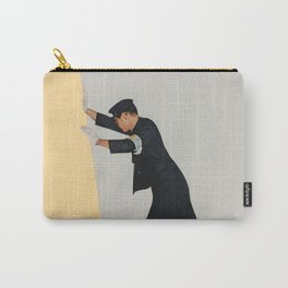 Pushing Boundaries Carry-All Pouch