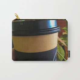 Takeaway Coffee Carry-All Pouch