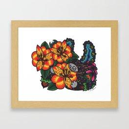 Devotion (Botanical Bliss) Framed Art Print
